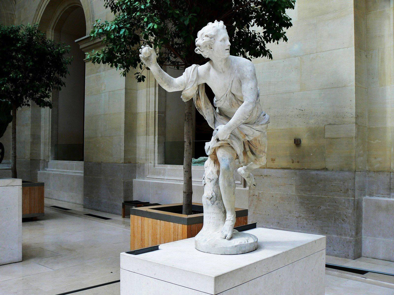 Guillaume 1er Coustou, Hippomène