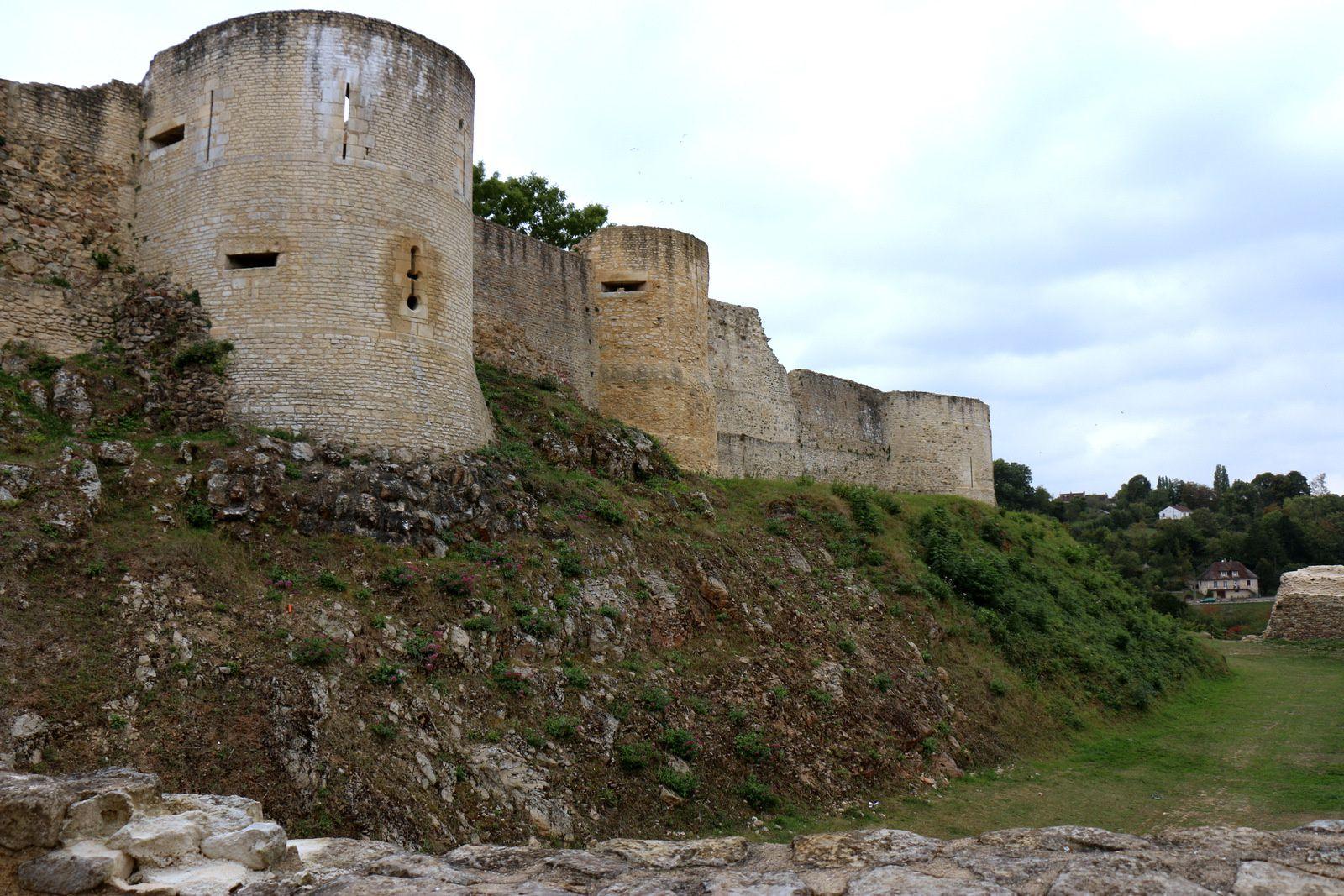 Château Guillaume le Conquérant, Falaise
