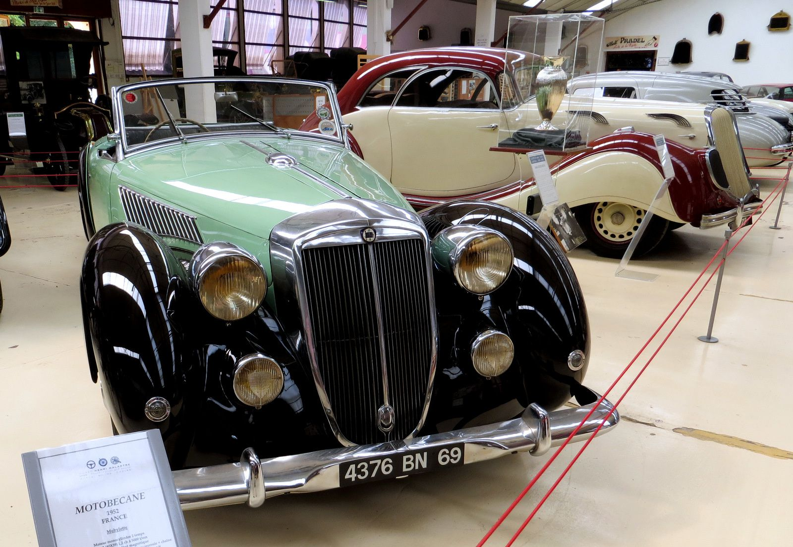 Lancia Astura Cabriolet Pininfarina - 1938
