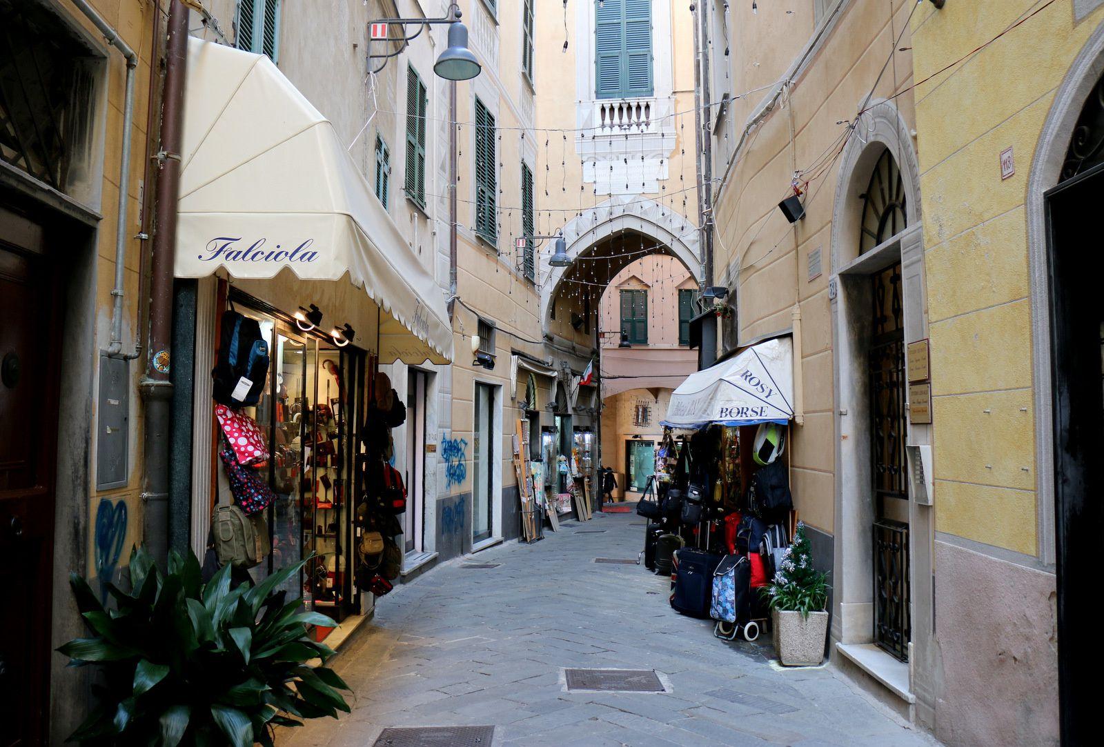Ruelles de Savone, Italie