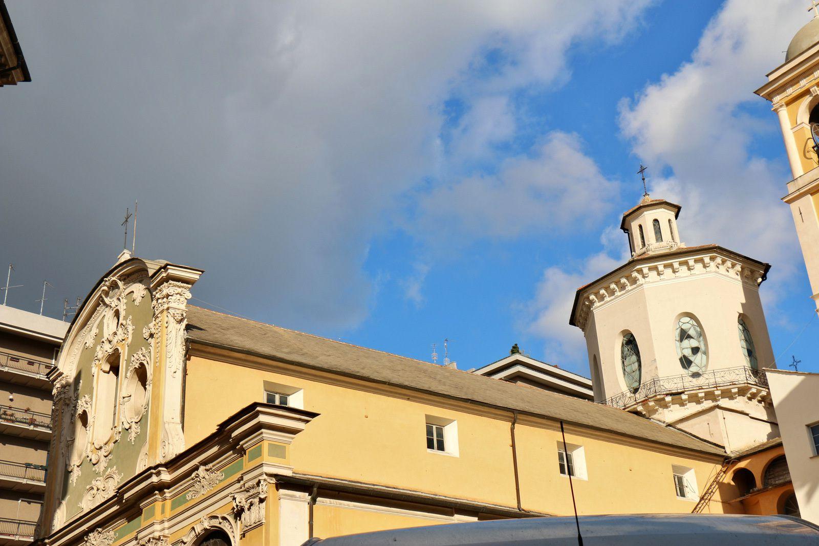 Eglise San Giovanni Battista à San Domenico, Savone
