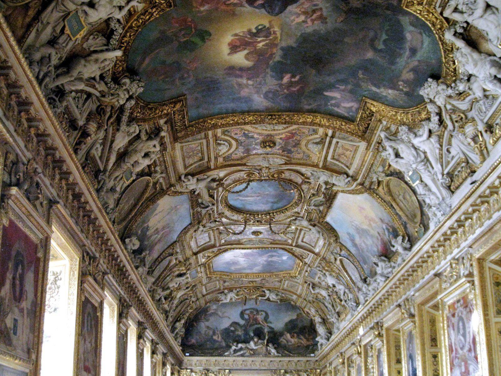 Galerie d'Apollon, musée du Louvre