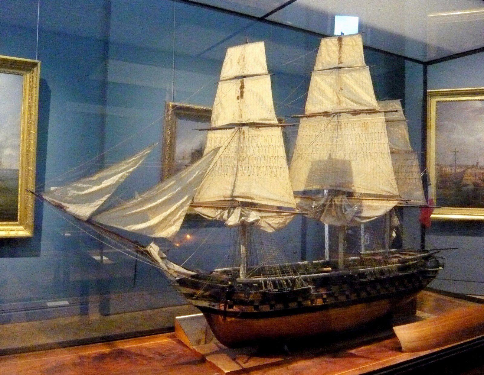 L'Hercule (1836), vaisseau de 100 canons