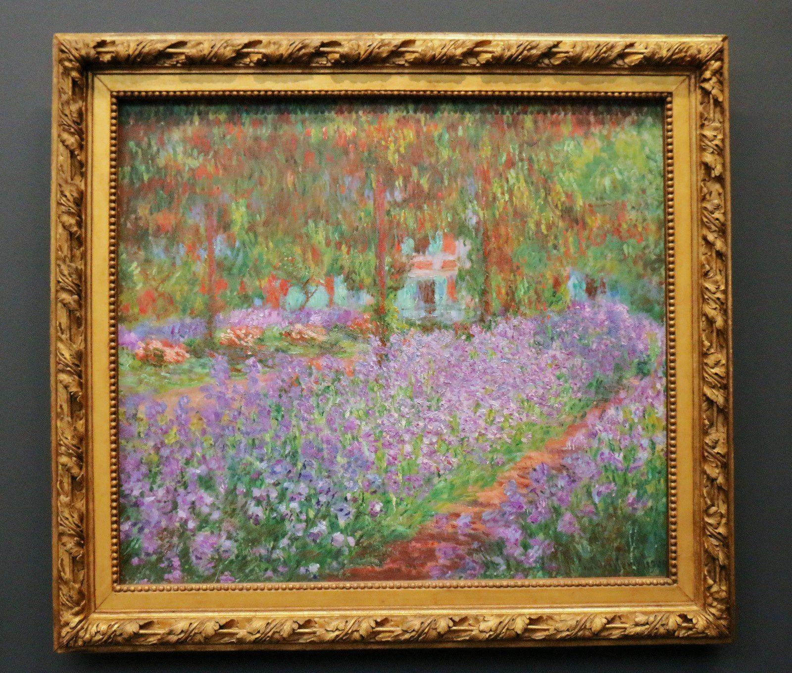 Claude Monet, le jardin de l'artiste à Giverny