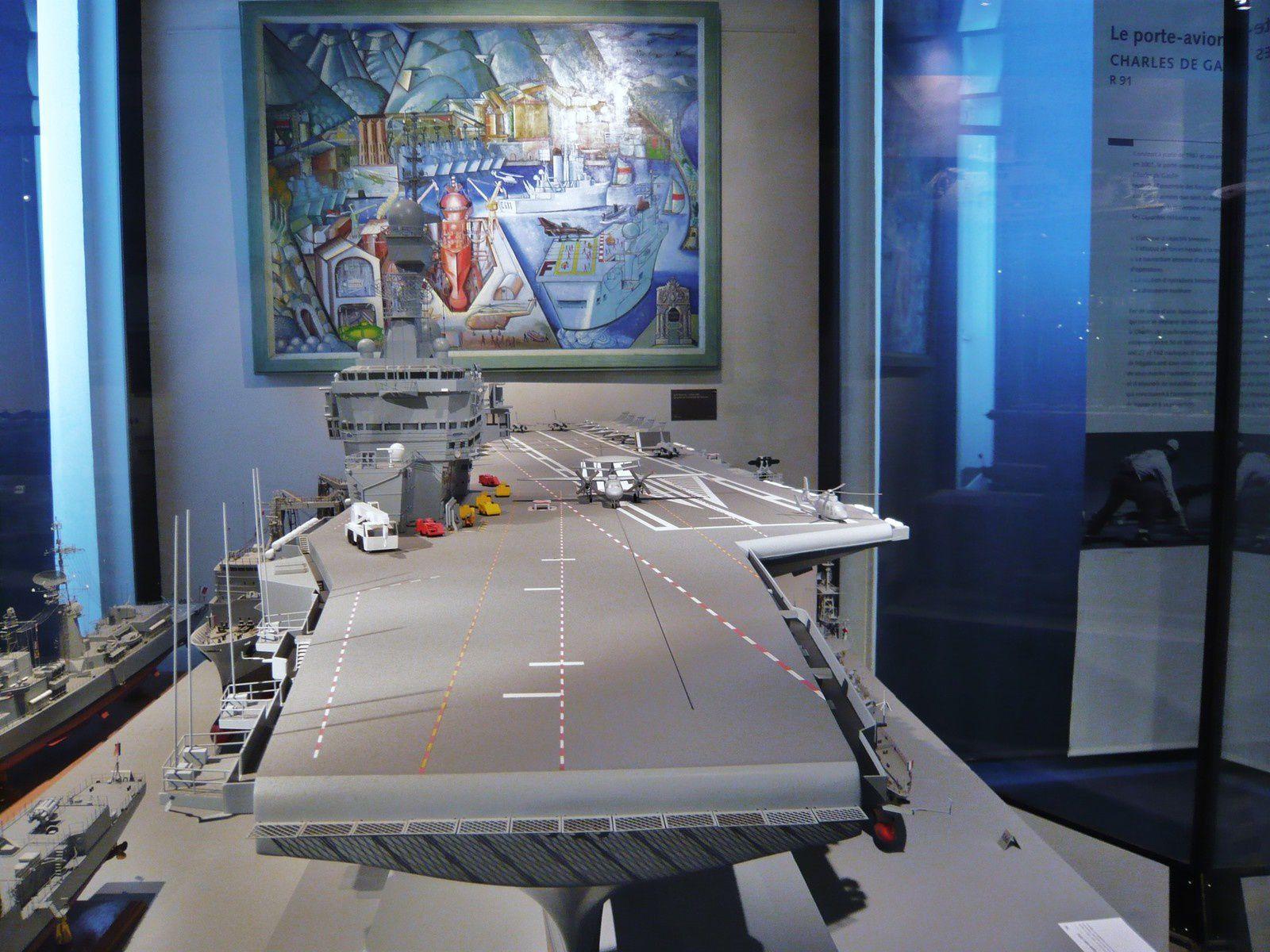 Porte-avions &quot&#x3B;Charles de Gaulle&quot&#x3B;
