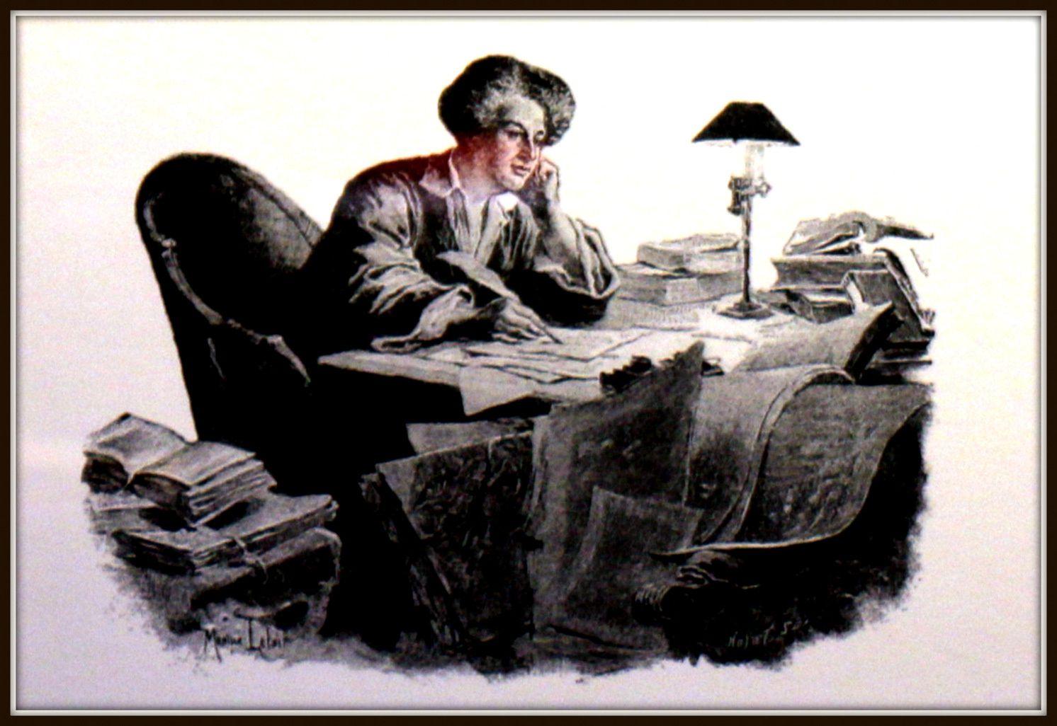 Alexandre Dumas, château de Monte-Cristo