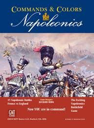 LA REGLE :COMMANDS &amp&#x3B; COLORS NAPOLEONICS