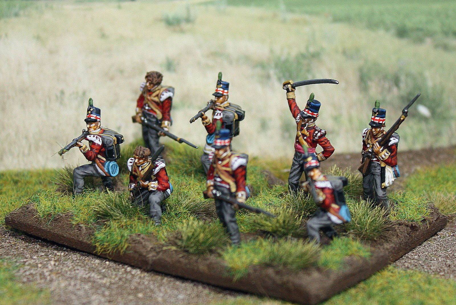 71ème Régiment Light infantry highland