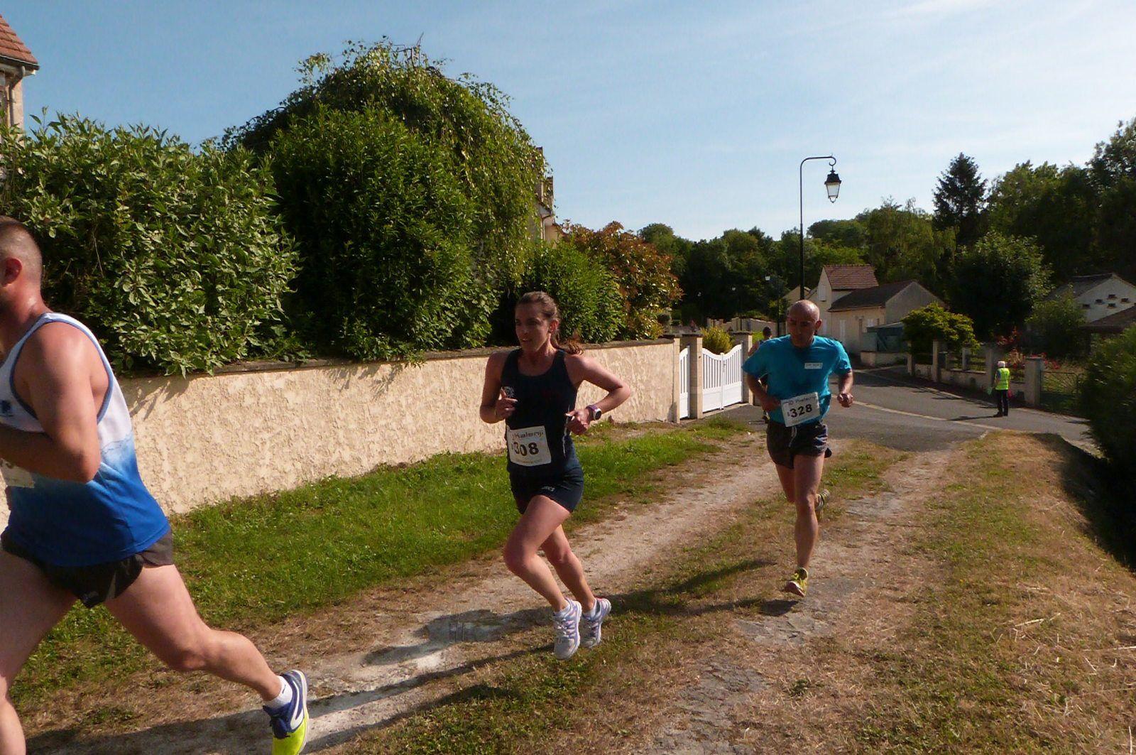 Foulées Saint Briçoise, 5.6km, le 7/06/2015