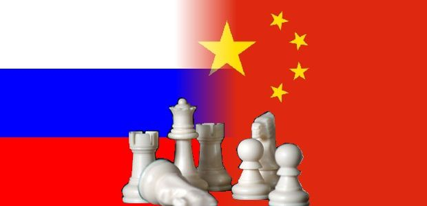 Chine/Russie bye bye Occident et ses ANF