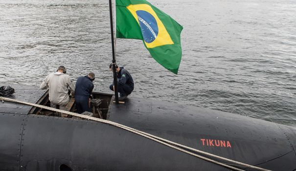 Le Bresil se dote de nouveaux sous- marins pour proteger ses richesse maritimes