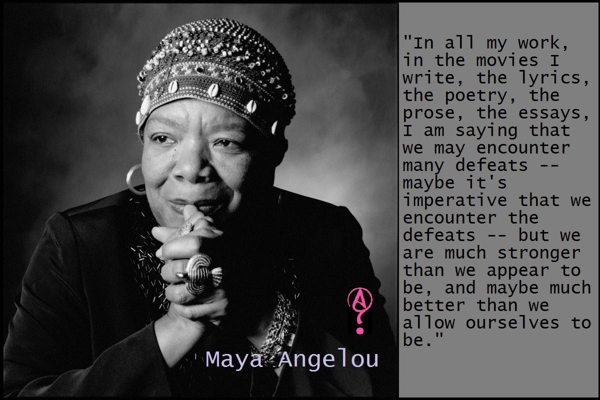 on th a poet was born a angelou tropics on 4th 1928