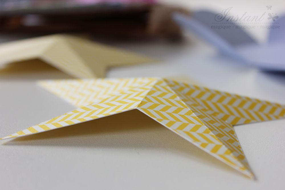 4 bateaux origamis 1 moulin à vent pour ma fille ,chapeau de paille et  des étoiles '-)