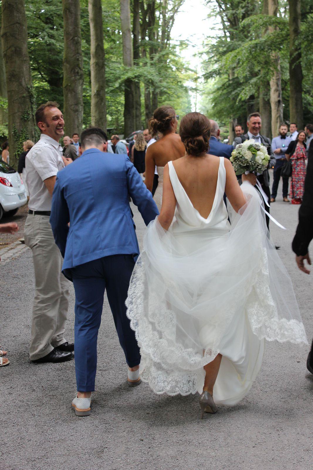 Vive les mariés !!!!