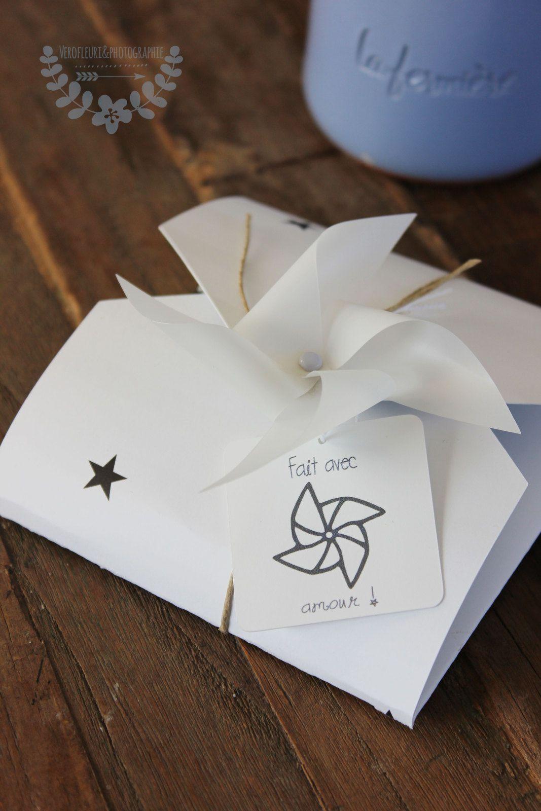 Se souvenir de belles choses ...Une petite boite à offrir