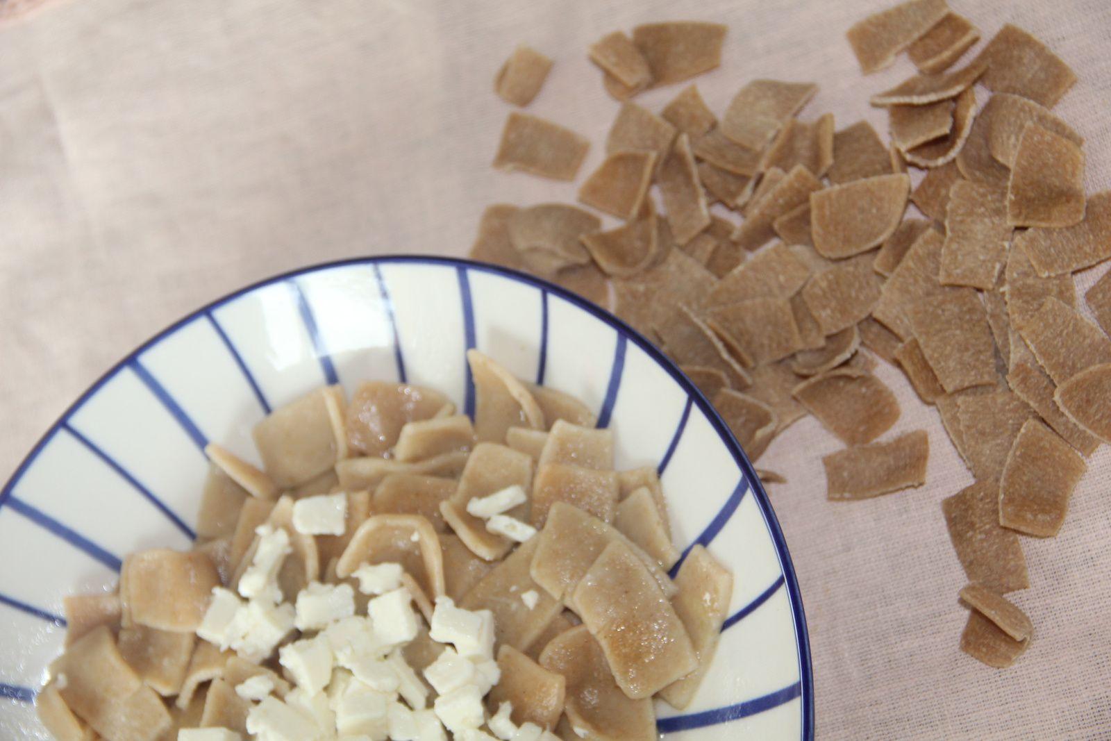 Pâtes de Crète' Manguiri'
