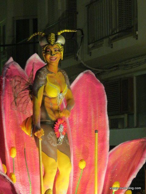 Carnaval suite le blog de virjaja - Office de tourisme sitges ...