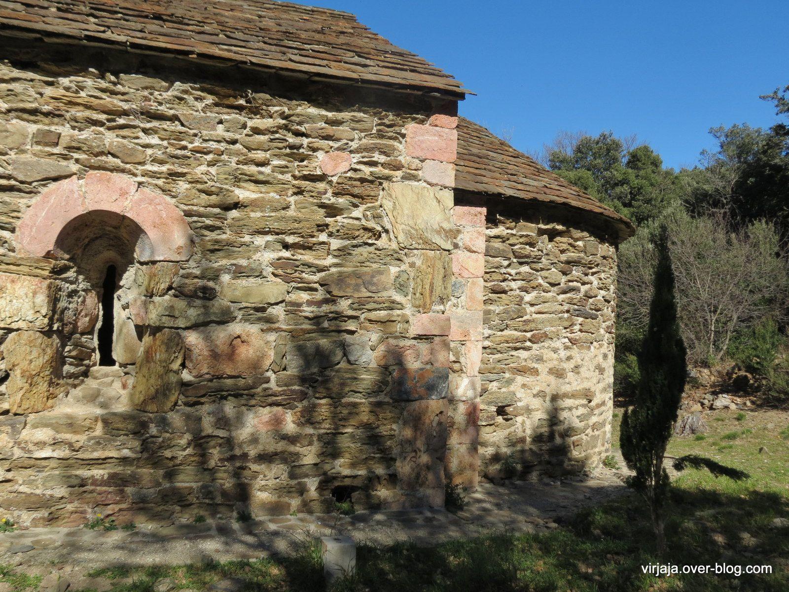 Chapelle Sant Pere del Bosc