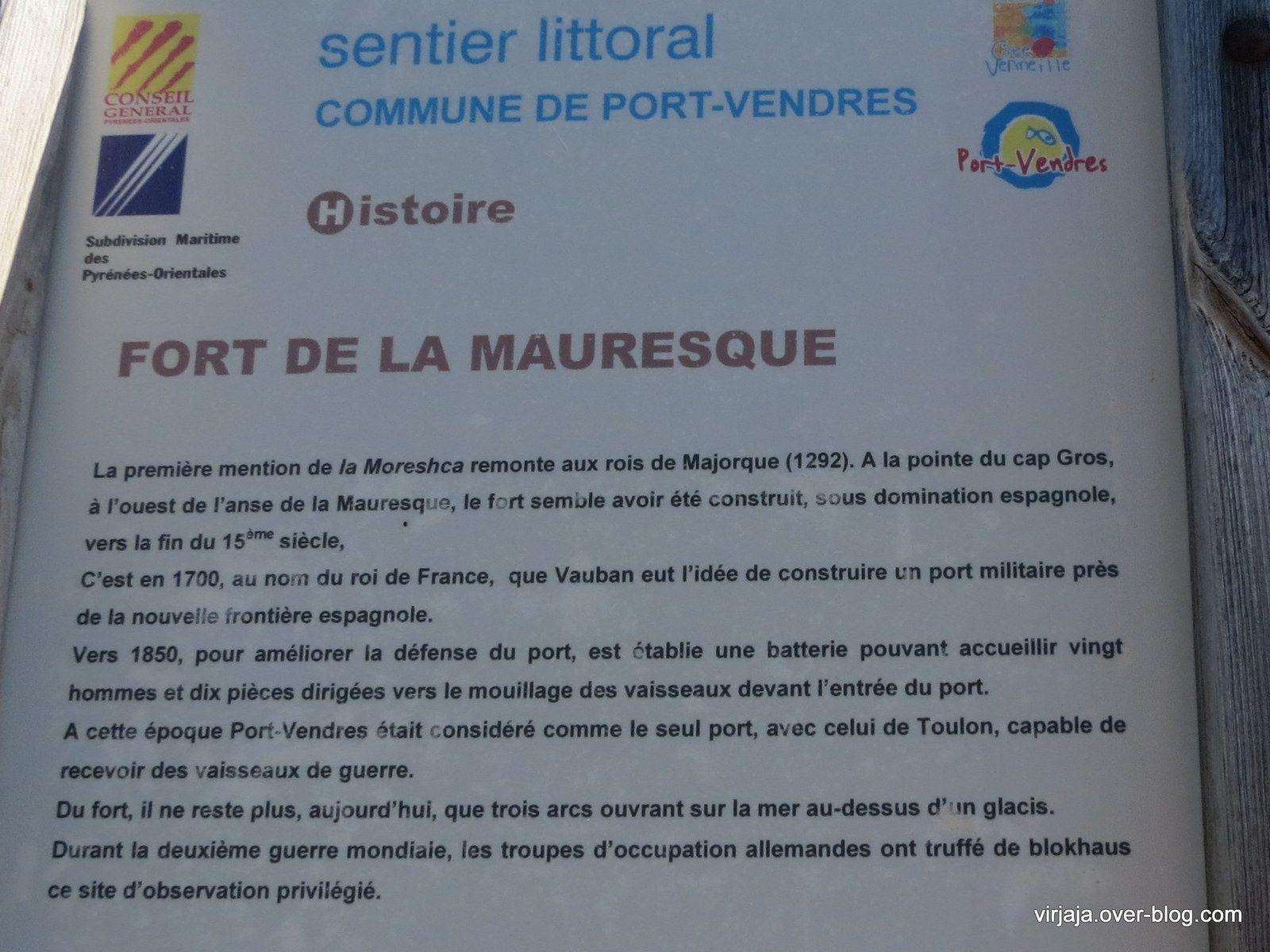 FORT DE LA MAURESQUE