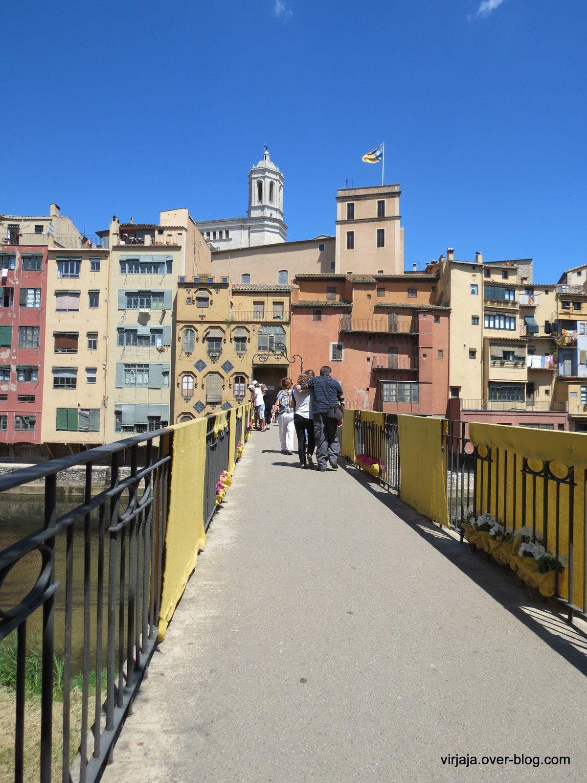 les maisons sur l'onyar