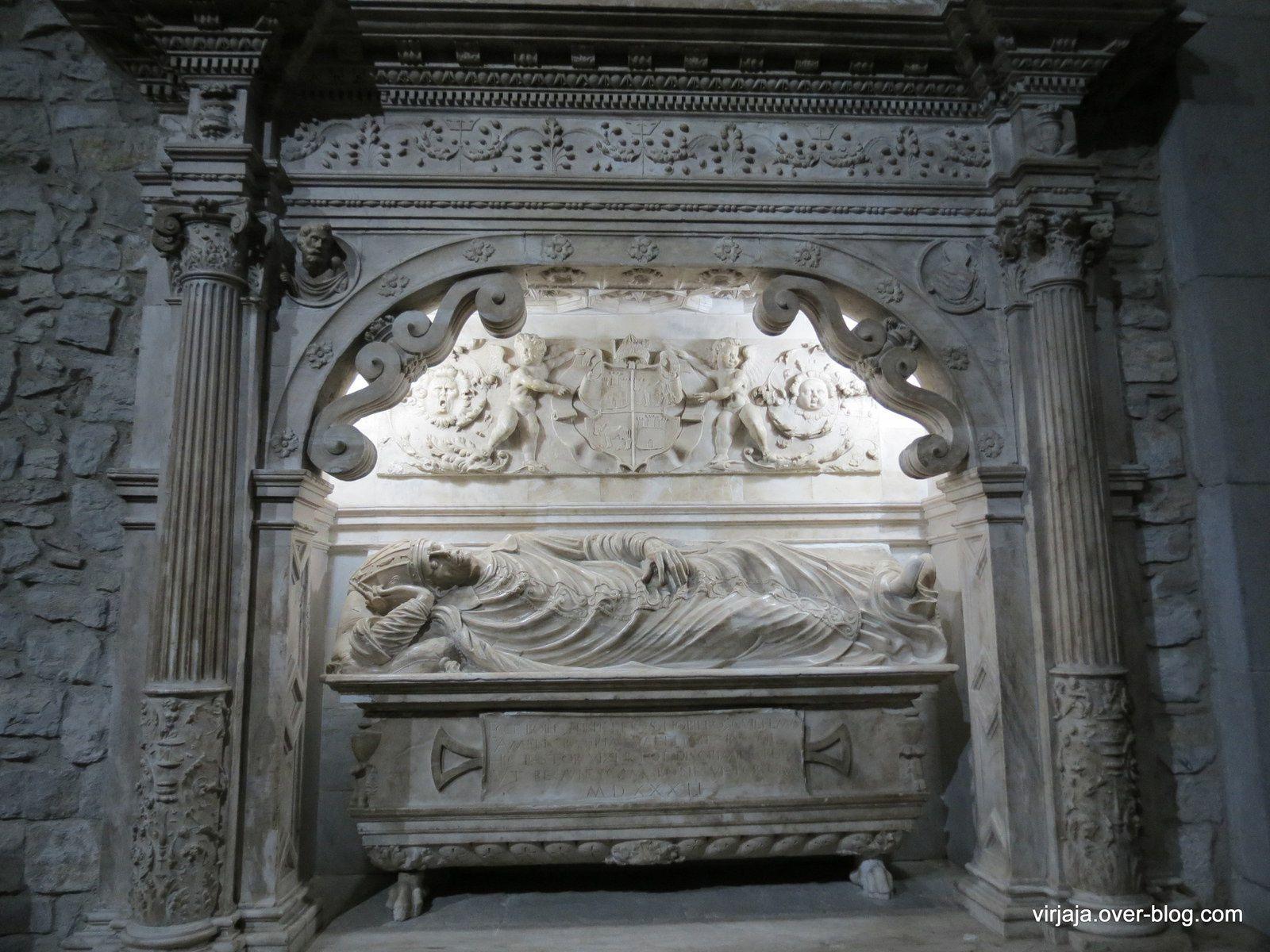 cathédrale de Gérone - l'intérieur