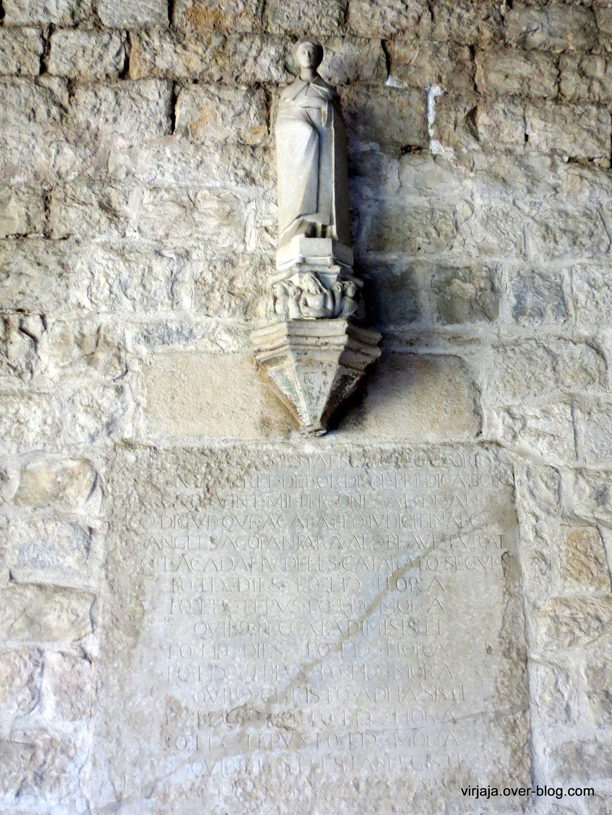 cloître de Sant Domènec