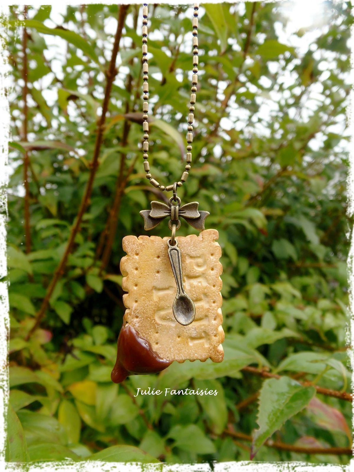 "Collier gourmand "" Petit Lu"""