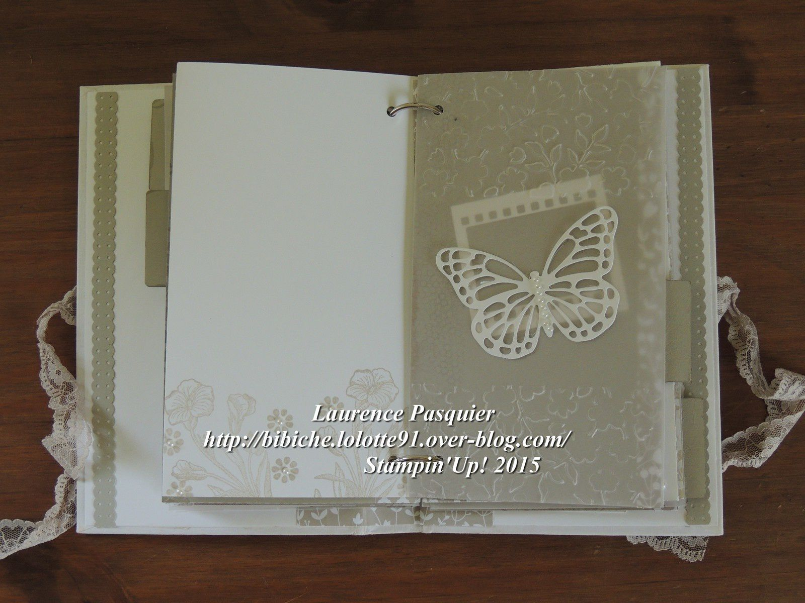 Mini album (partie 3)
