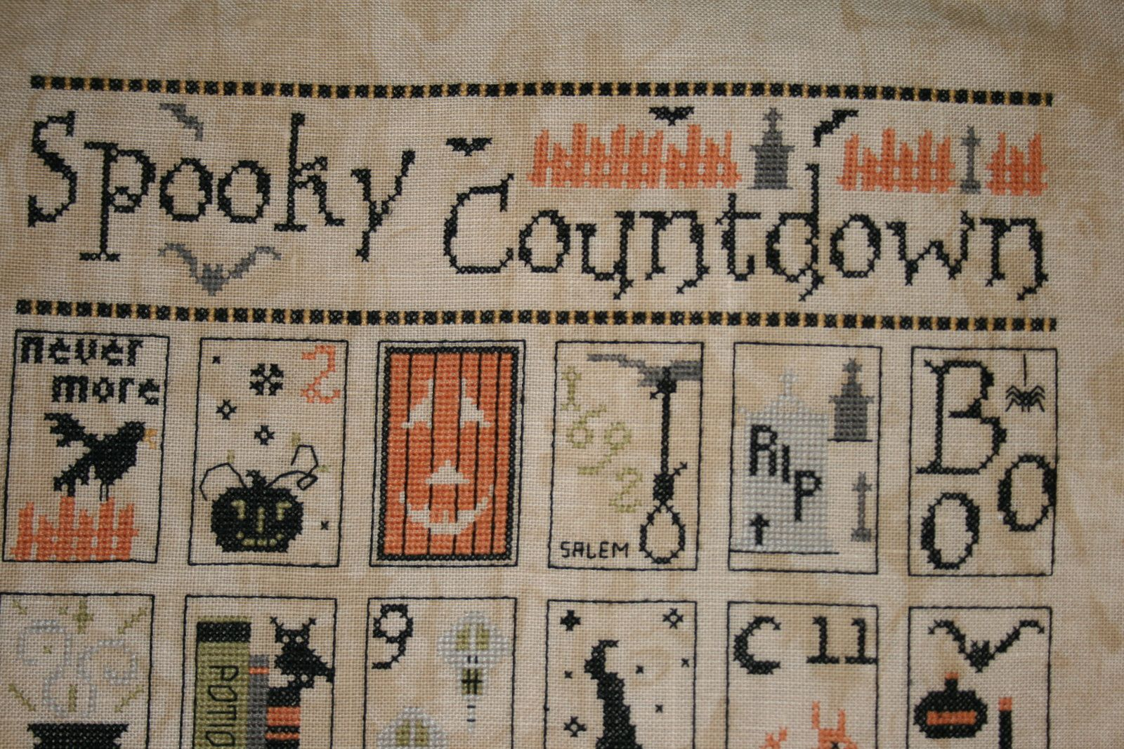 Spooly Countdown