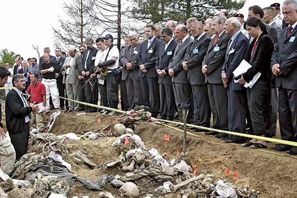 Massacre de Srebrenica