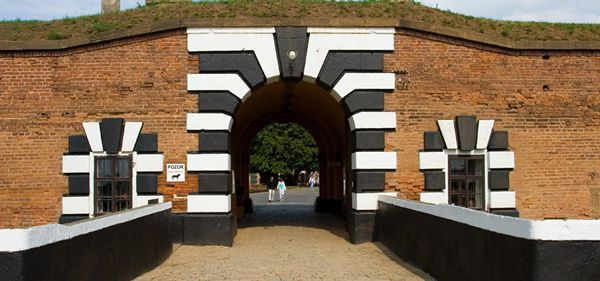 Camp de Theresienstadt