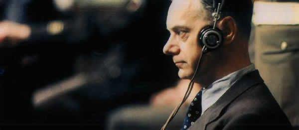 Alfred Rosenberg lors du procès de Nuremberg en 1946