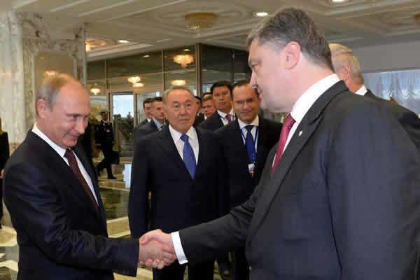 Les prsidents chinois et russe se rencontrent avant les