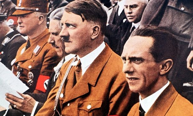 a biography of adolf hitler a nazi leader Adolf hitler: adolf hitler, leader of the nazi party and fuhrer of germany who initiated world war ii and was responsible for the holocaust.