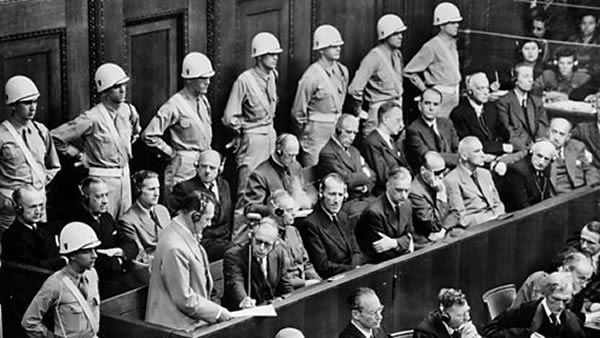 Extracts from Lord Shawcross's final speech for the prosecution at the Nuremberg trials