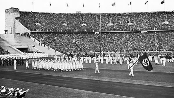 The Berlin Olympics was a propaganda success and marked Germany's return to the world stage after the First World War.