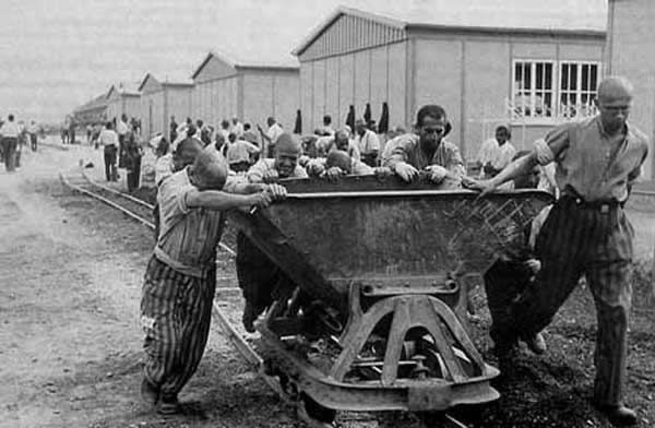 A former inmate describes his experiences in a concentration camp