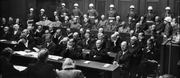 """UNCW History Department Hosts Film Screening As Part of """"The Nuremberg Trials: 70 Years On"""" Symposium April 6 and 7"""