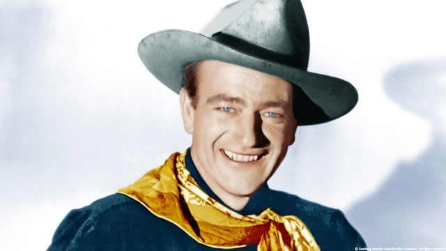 John Wayne - Angel & The Badman