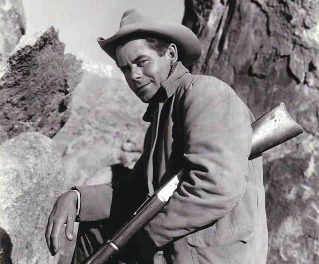 Today would have been the 100th birthday of popular actor Glenn Ford. Ford, who played in many western, passed away in 2006