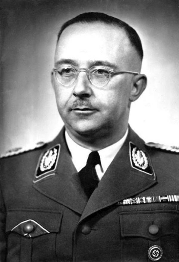 Himmler, el ángel de la muerte