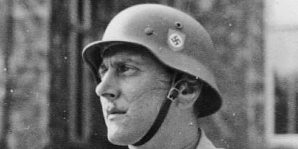 L'officier SS Otto Skorzeny en 1943
