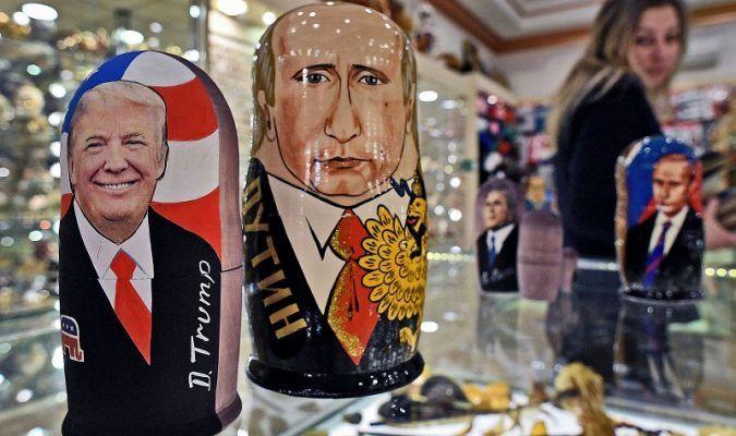 Question de poupées russes : que contiennent les deux présidents ?