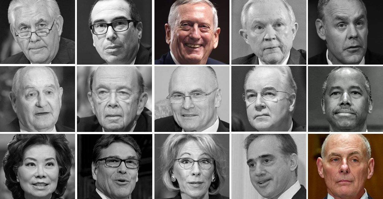 13 of Trump's Cabinet Nominees Await Senate Approval, Leaving Agencies Without a Leader