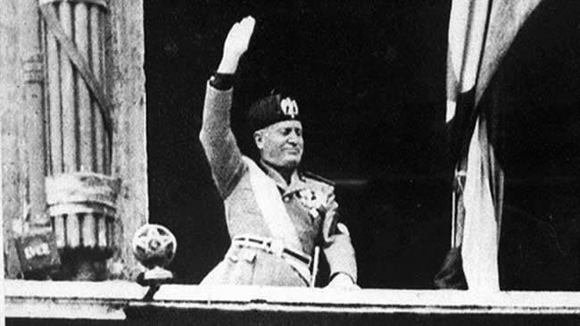 Benito Mussolini