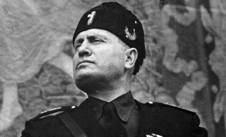 Benito Mussolini, el docente que se convirtió en dictador de Italia