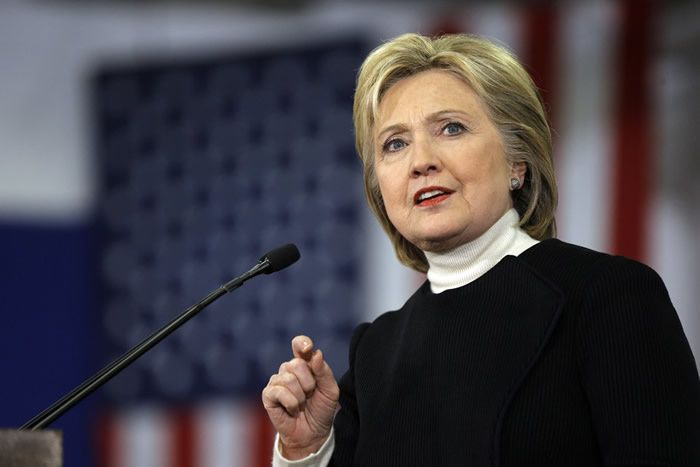 Hillary Clinton: I'm to blame for election loss but outside interference cost me