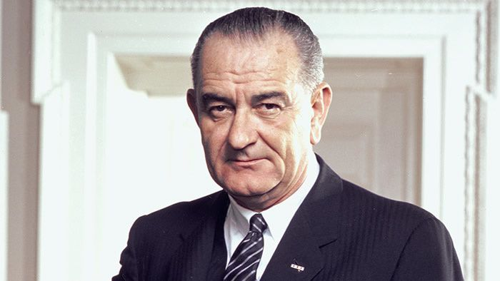 Lyndon B. Johnson presided over a Golden Age for the U.S. economy.