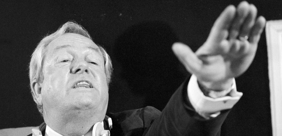 Jean-Marie Le Pen en 1985