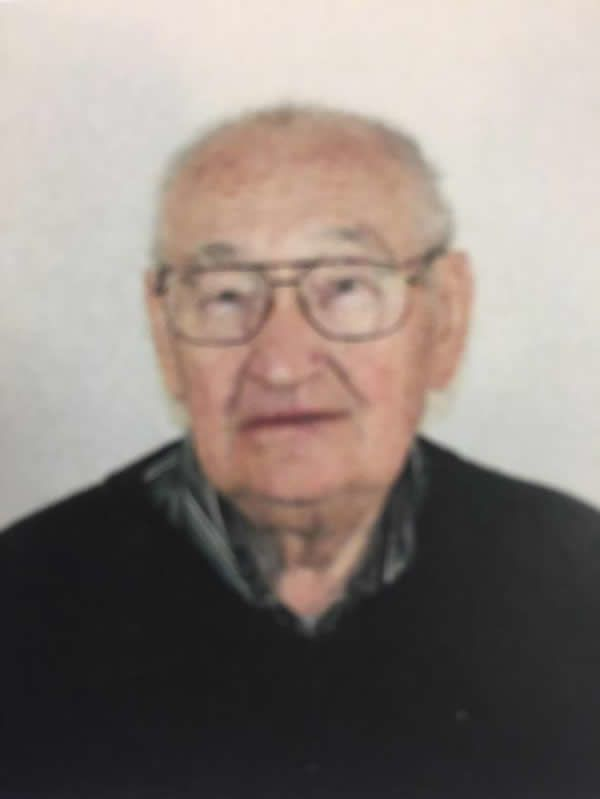 Henry Muller, 95 ans, témoigne de ce qu'il a vécu durant la Deuxième Guerre mondiale. -